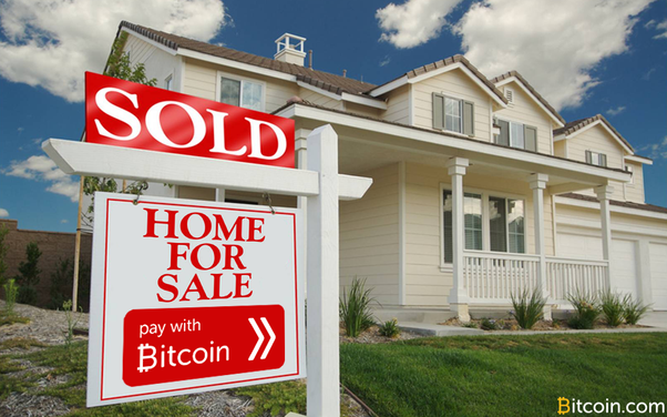 buy real estate with bitcoins in Thailand